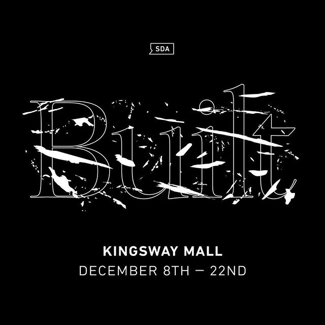 Built is back!! We're at Kingsway Mall from December 8th - 22nd stocked with custom goods made by students and alumni of the University of Alberta's design programs. Our launch party event is December 8th from 6:00 - 9:00, and this year it's all ages! Confirm your ticket through our Facebook page to secure your spot. We can't wait to see you there!  #yeg #yegdesign #design #uofa @ualberta @ualberta_arts @kingswaymall