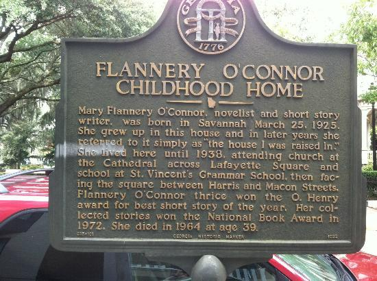 flannery o connor the river Brad gooch's recent biography flannery: a life of flannery o'connor from little, brown, and company has won both excellent reviews and opprobrium in journals and reviews around the world since its publication three years ago.