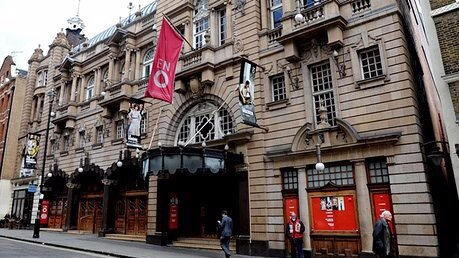 Casting Intern with the English National Opera in London.