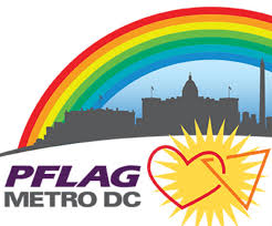 DC PFLAG CHOICE AWARD   Pflag (Parents, family and friends of lesbians and gays) is a great organisation that counsels, educates and supports everyone who needs it.  I think they're especially useful for families to consult when they have a son or daughter who is coming out. Anyway, their Washington D.C. branch very kindly gave me an award for my work and support of the LGBT community.