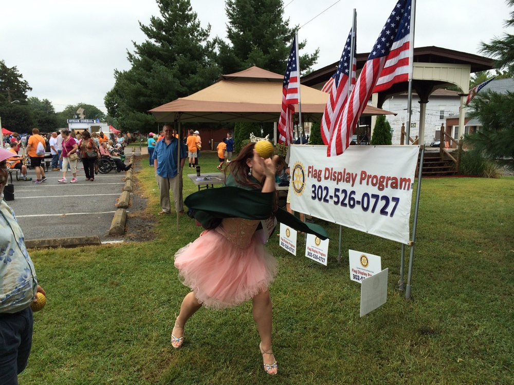 Peach Festival 2014 - Princess, Ball Toss.JPG