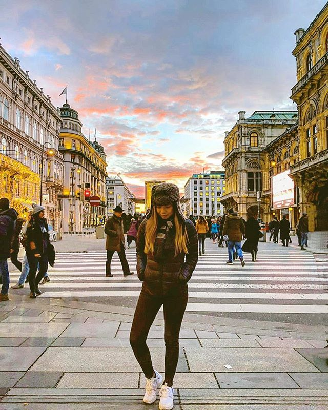 Vienna was a dream . more dreamy photos on my story 💕 📸: @rex.vh