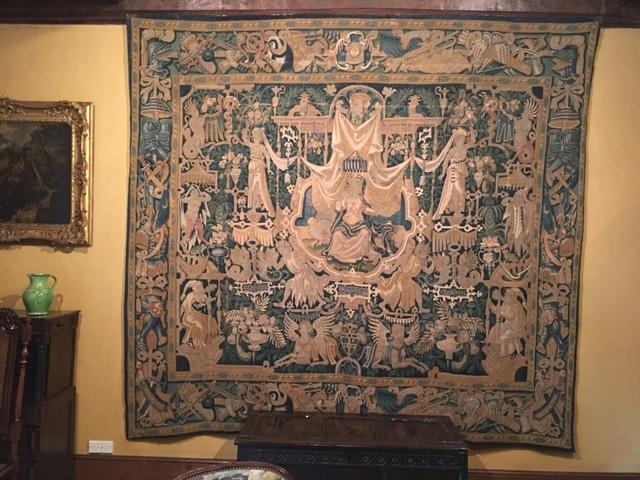 Sheldon tapestry, Compton Wynyates