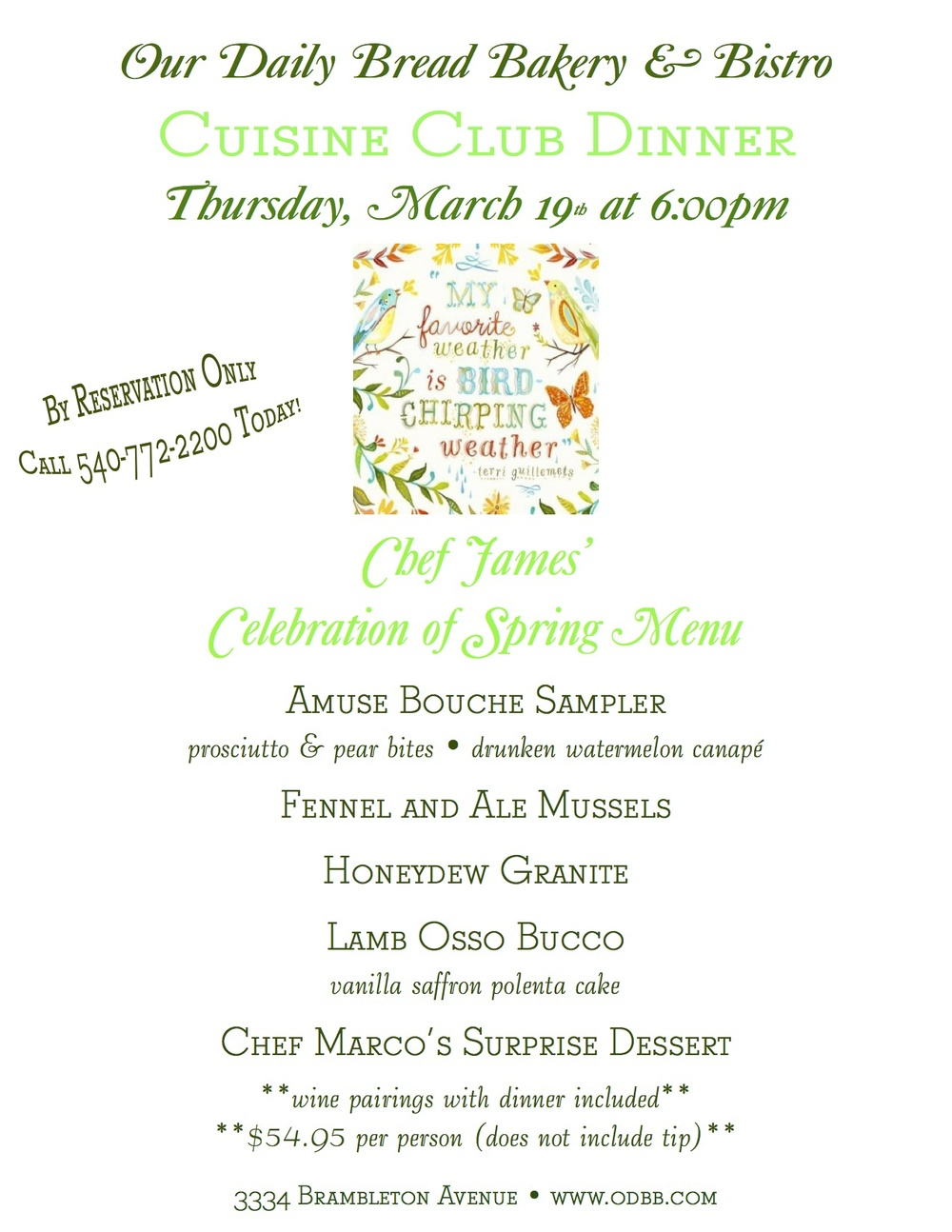 March Cuisine Club Dinner 2015 FOR ROANOKE.jpg