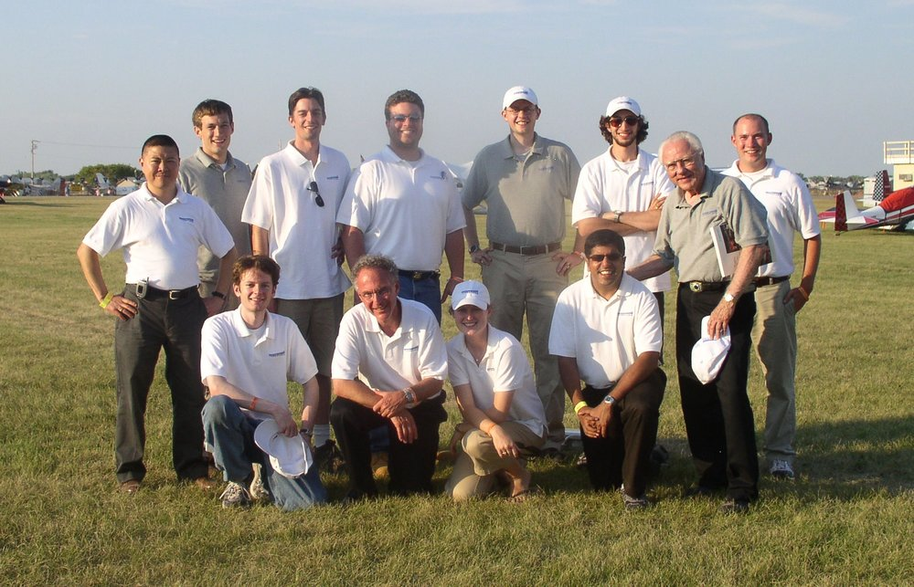 The Oshkosh 2006 Team