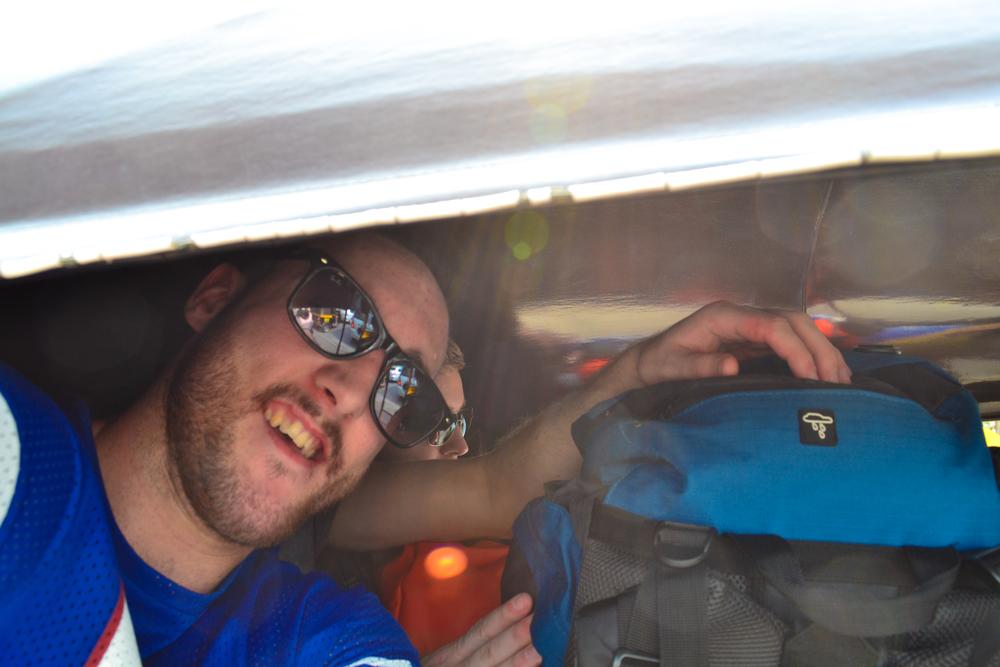 Joe & Johns - #Ourjourney  #Pocketbags. Rickshaw adventures.jpg