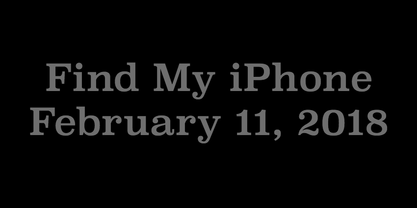Feb 11 2018 - Find My iPhone.jpg