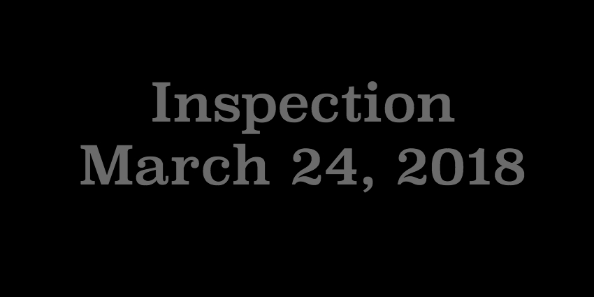March 24 2018 - Inspection.jpg