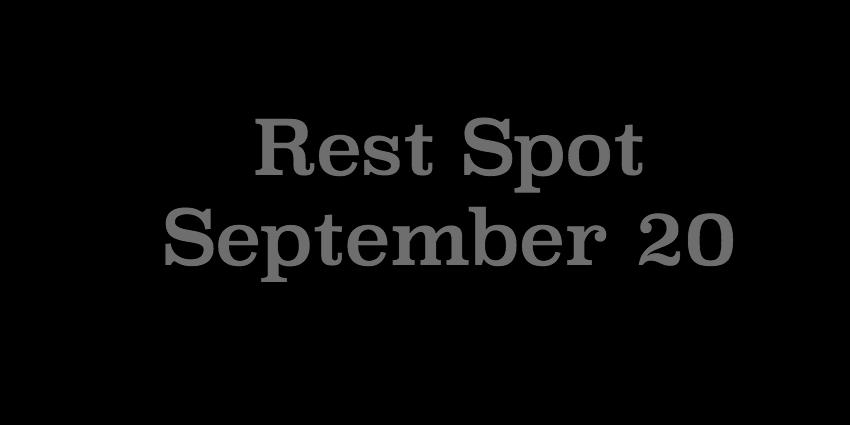 September 20 2018 -  Rest Spot.jpg