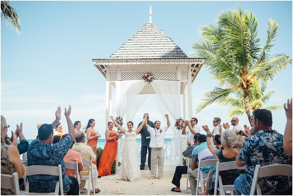 Riu Ocho Rios Jamaica Destination wedding