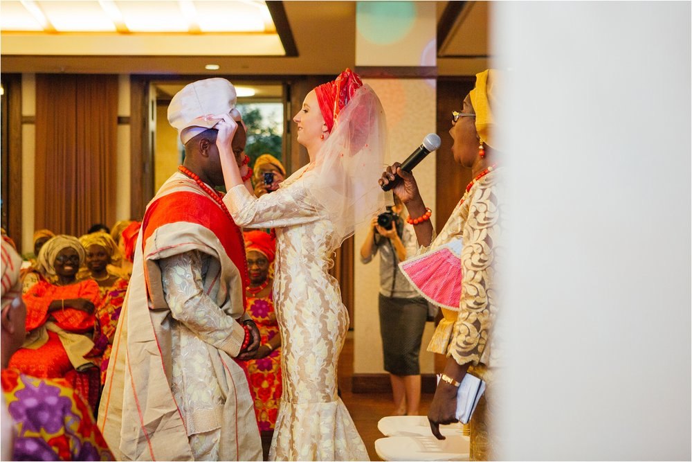 Nigerian Ceremony, St. Louis Wedding Photography