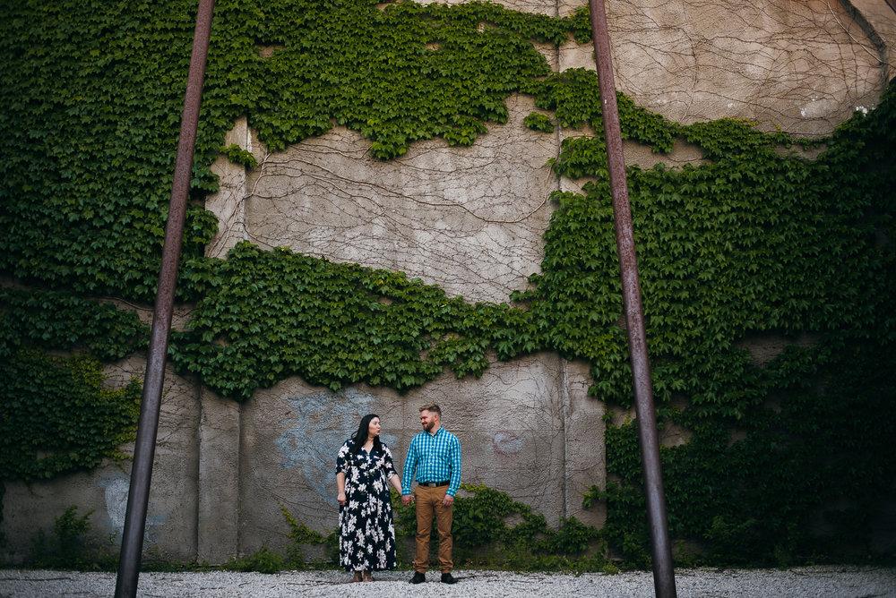 St louis wedding photojournalist  St louis engagement photographer