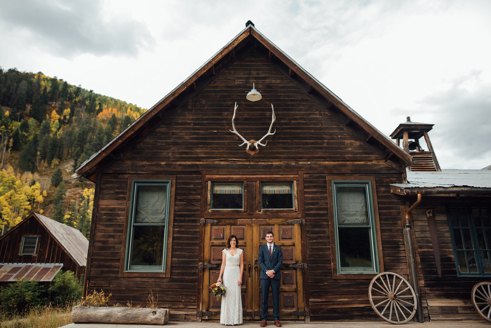 Dunton Hot Springs Wedding Elopement