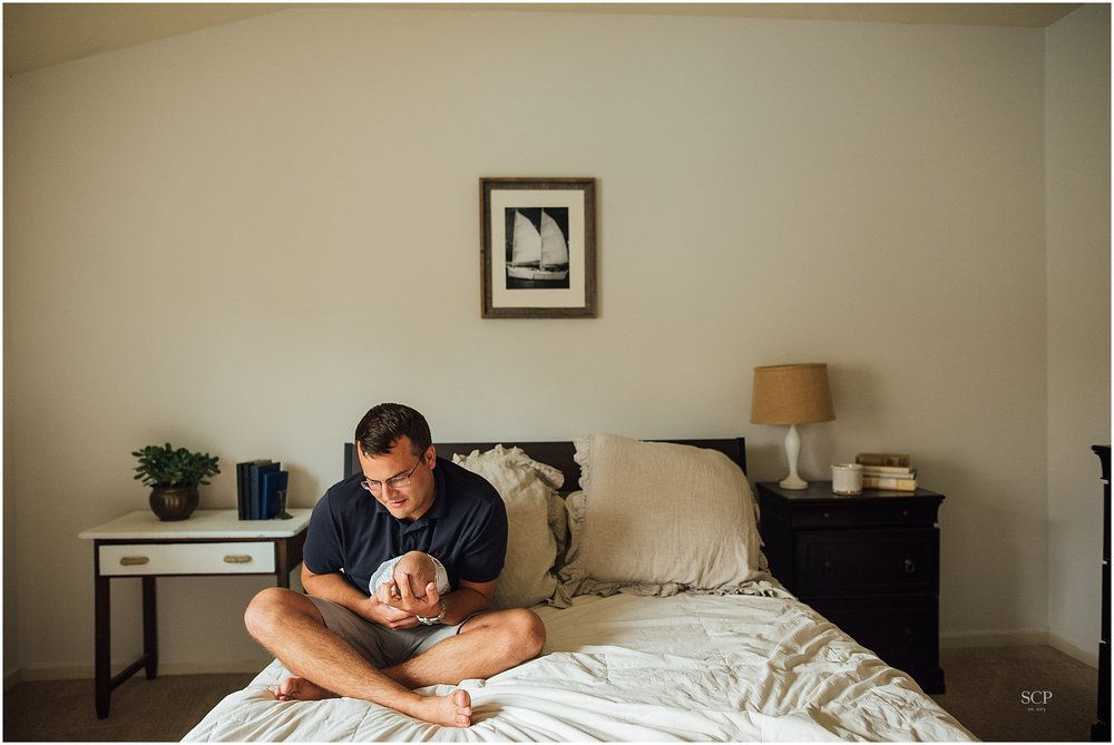 st louis newborn photographer