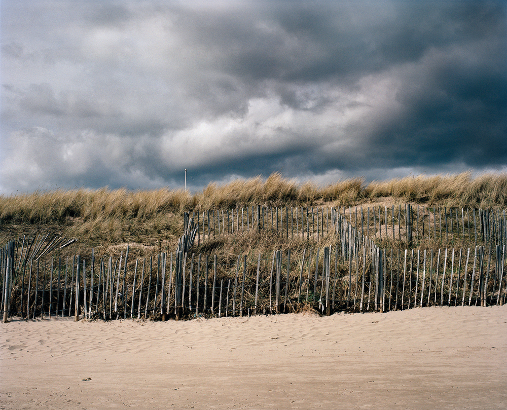 Stormy Beach, St Andrews (2014)