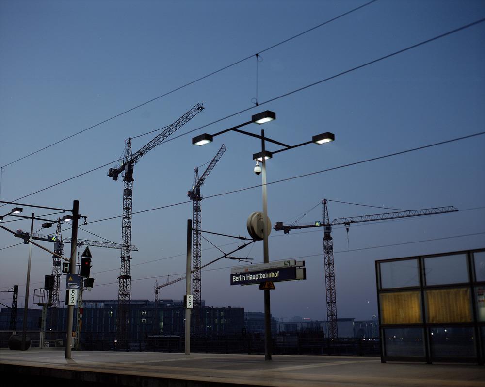 Hauptbahnhof, Berlin (2014)