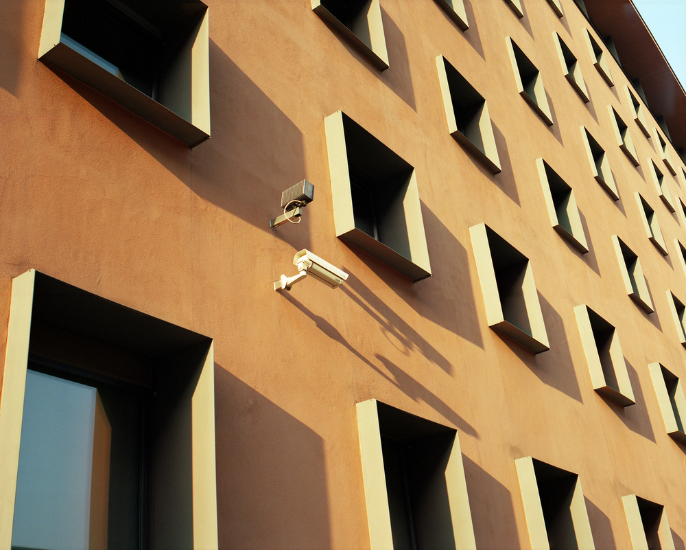 Security Camera, Berlin (2014)