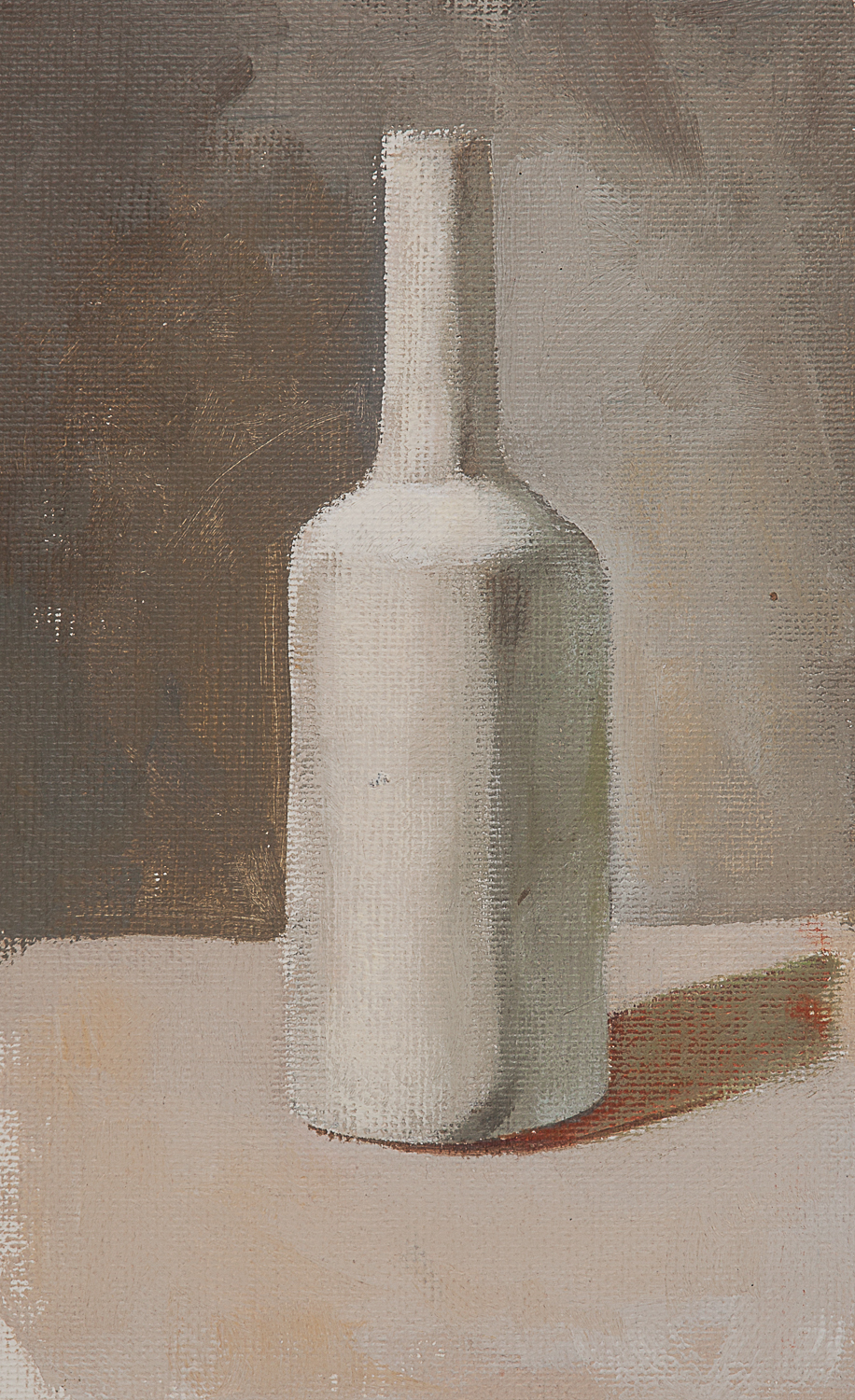 White Bottle