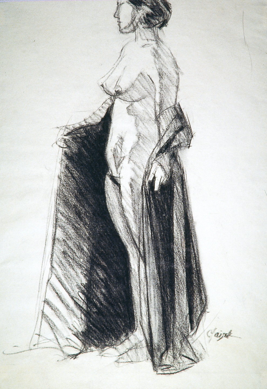 04  Nude standing