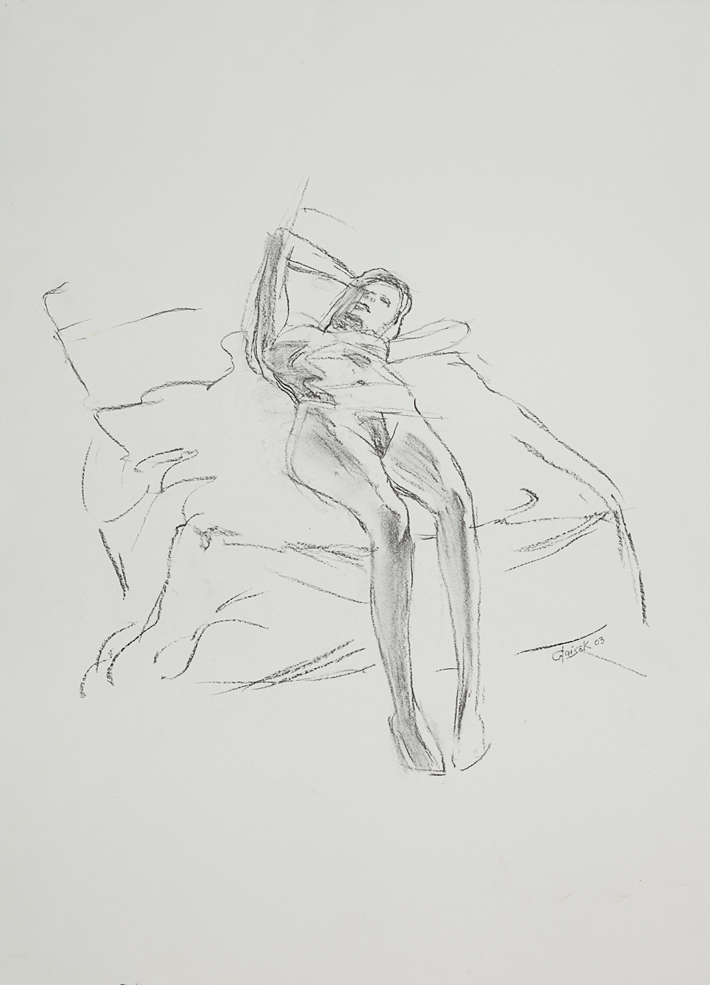 13 Reclining Nude