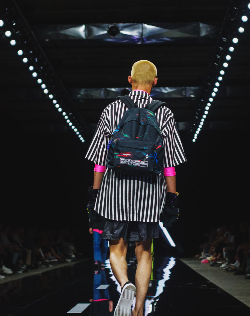 Eastpak x Marcelo Burlon Collaboration