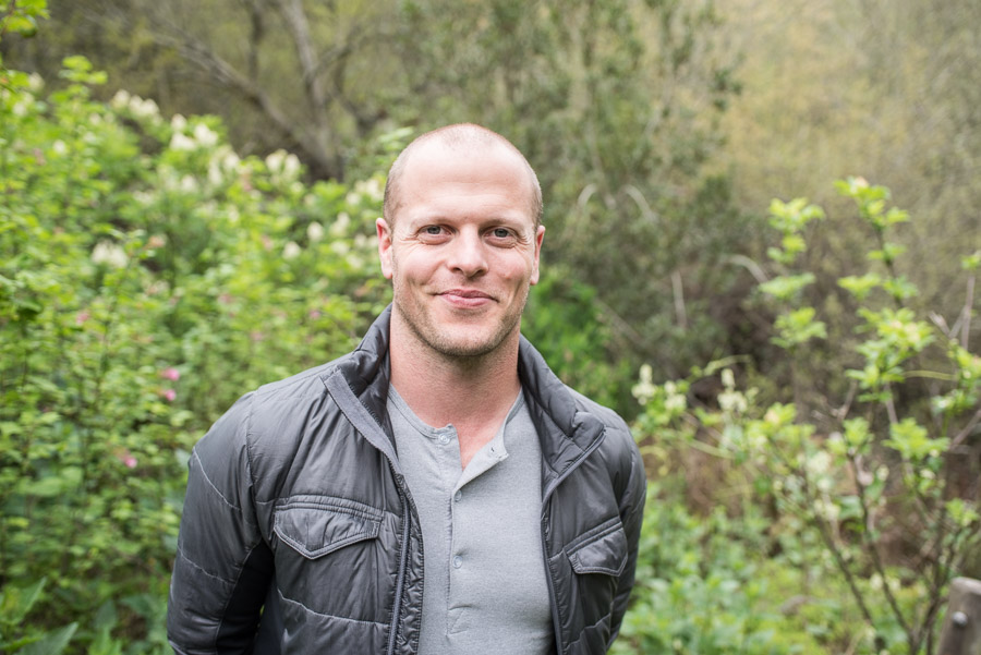 """If you're having trouble thinking bigger, just think stranger.""  --Tim Ferriss"