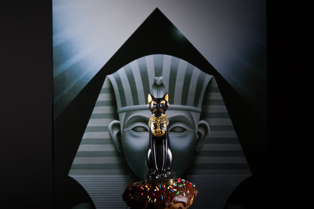 Bastet — Lioness Warrior Goddess