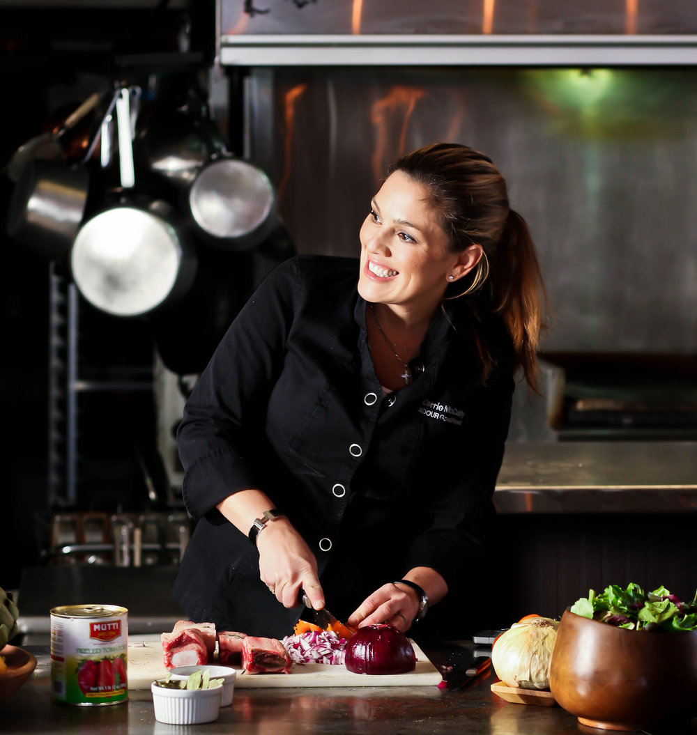 Chef & Owner Carrie McCully