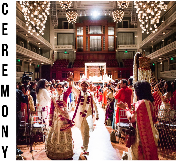The South Asian Wedding Ceremony is detailed,  intricate, and involved. It is important to have the proper music paired with each specific moment throughout the Ceremony. VNY Entertainment has the ability to meet these needs in a memorable way for the both the Wedding Party and all the guests.                           OPTIONS INCLUDE    -DJ with pre-determined traditional music    -Live Band with pre-determined traditional music
