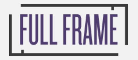 Full Frame Cinema                   fullframecinema.com