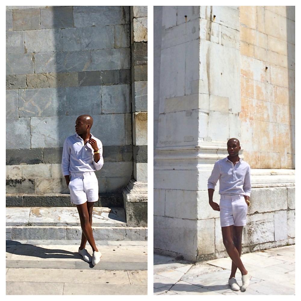 Pisa & Lucca, Tuscany, Italy.