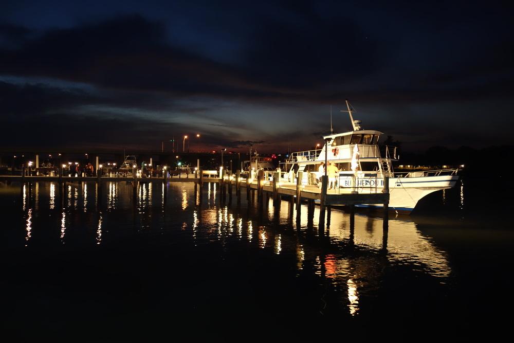 Evening at Jupiter Fl