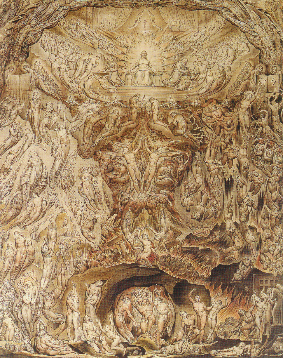 The Vision of the Last Judgement