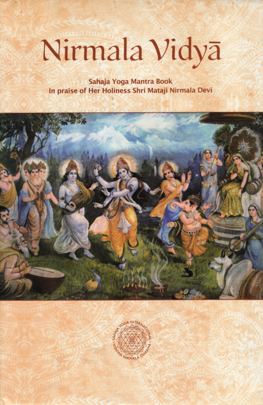 The Sahaja Yoga mantra book as a free pdf.