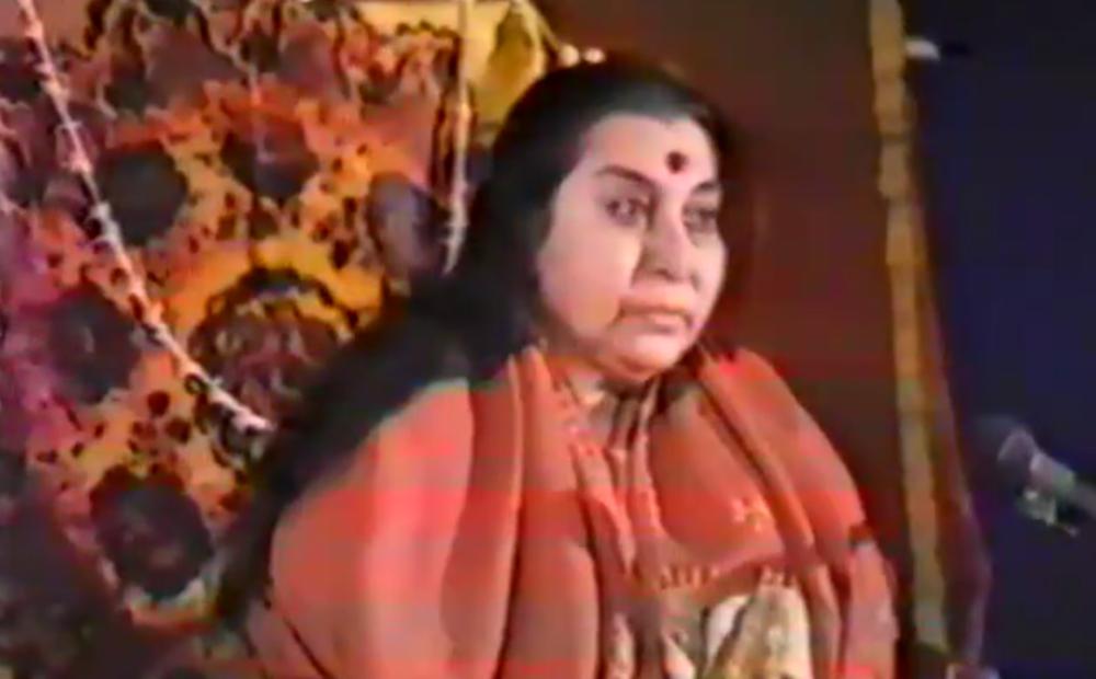 Shri Mahalaxshmi Puja, January 1st 1983, Kolaphur.