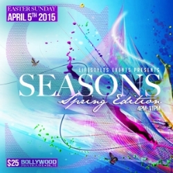 Seasons Promo Mix 2015