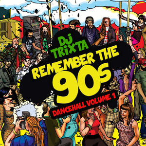 Remember The 90;s Dancehall Mix