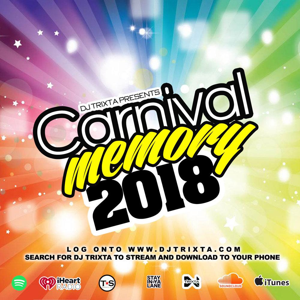 Carnival Memory 2018