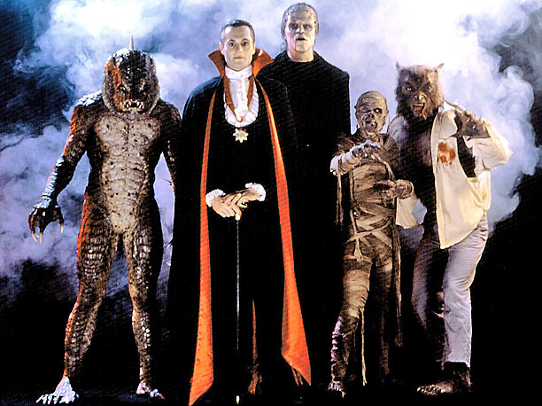 "Copyright Lions Gate Films, ""Monster Squad"" 1985"