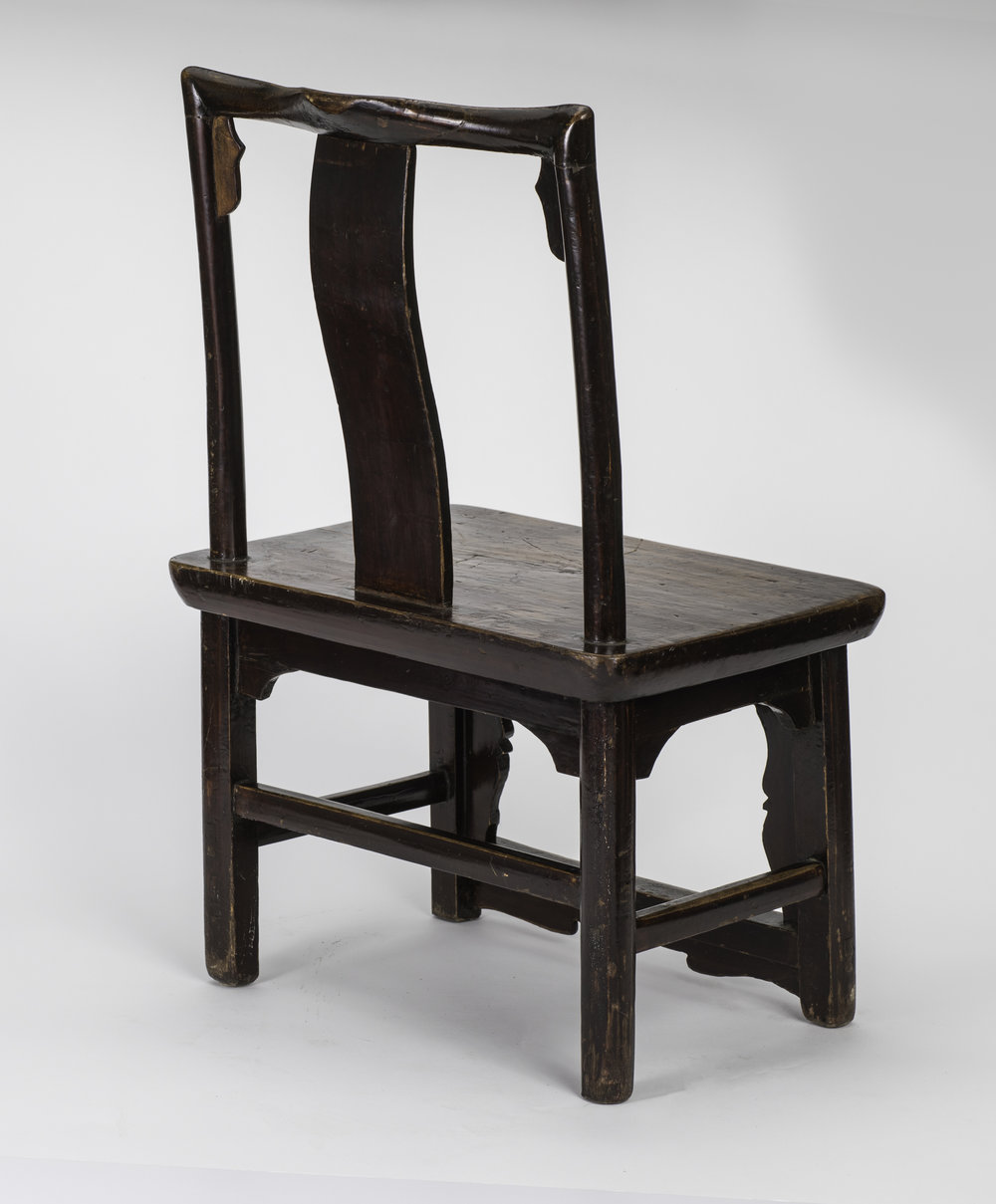 Rosewood Chinese Brideu0027s Chair