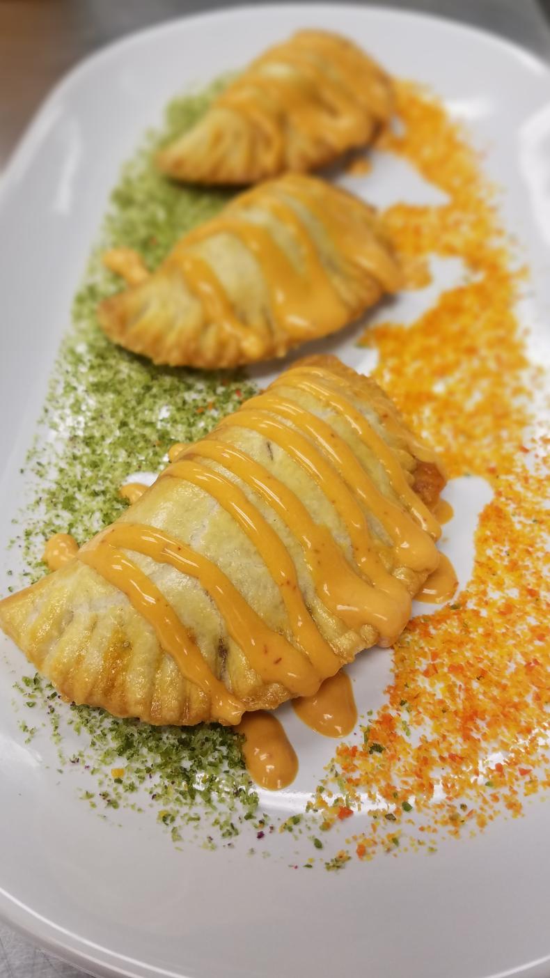 Spanish Empanadas