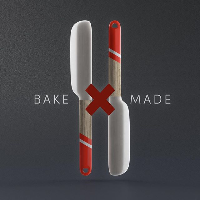 A fun stab at this week's @renderweekly design challenge. If @bestmadeco made a spatula.  #renderweekly #design #id #industrialdesign #productdesign #cgi #3d #baking #spatula #tools #housewares