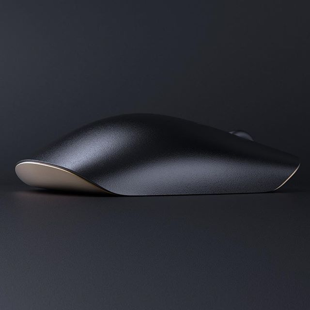 Wireless mouse for this week's @renderweekly. I feel like taking this to the next level with a lot of detail. What do you think, should I?  #renderweekly #render #keyshot #keyshotrender #digitalrender #industrialdesign #productdesign #renders #render_contest #renderoftheday #3drender #3dcad #cg #cgi #design #gsgdaily
