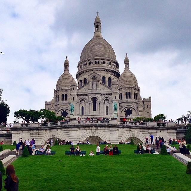 Sacré Cœur // Paris
