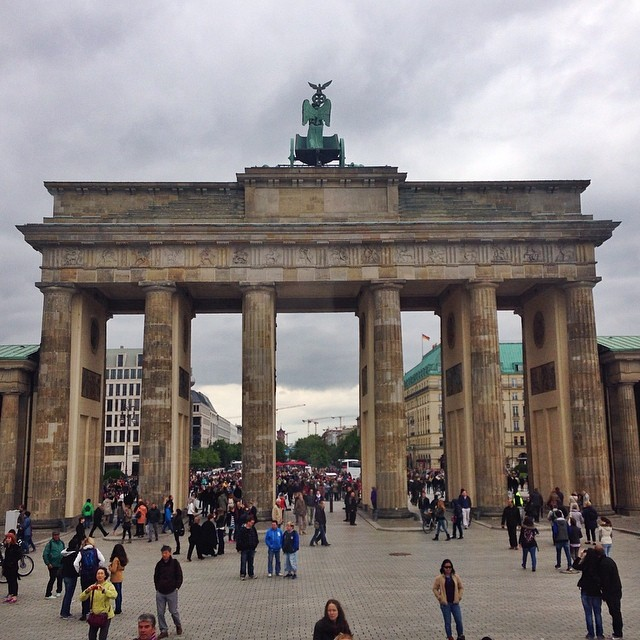 Brandenburg Gate // Berlin