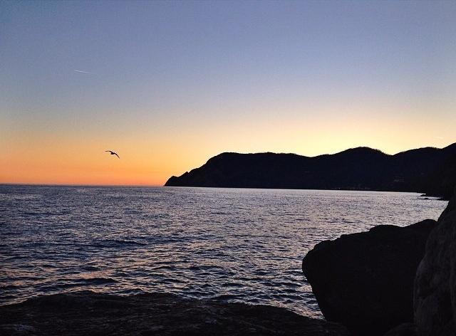 Sea & Sky // Cinque Terre