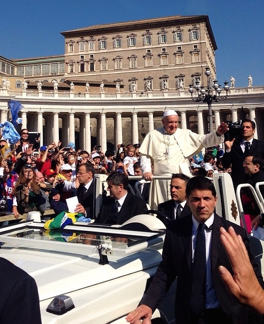 Papa Francesco // St. Peter's Square