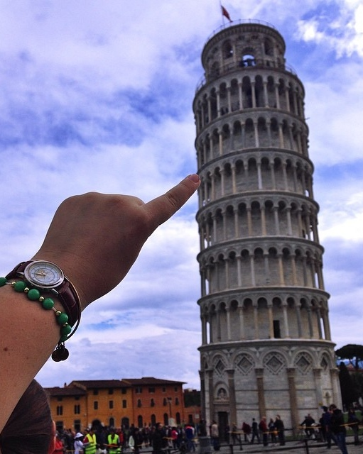 Leaning Tower of Pisa // Pisa