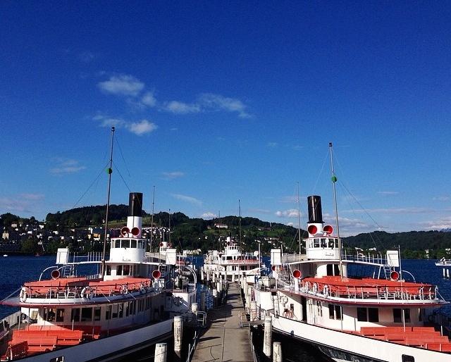Boats // Lucerne