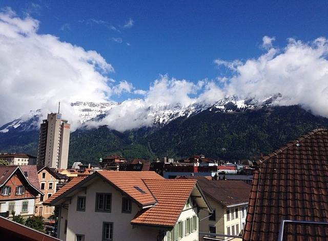 The Alps // Interlaken